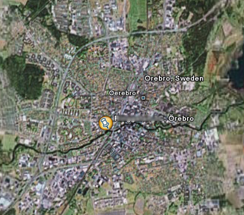 My hometown