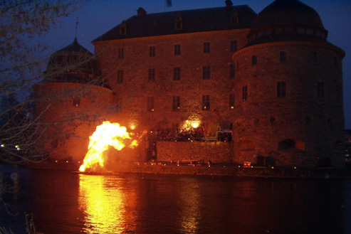 Castle of Örebro